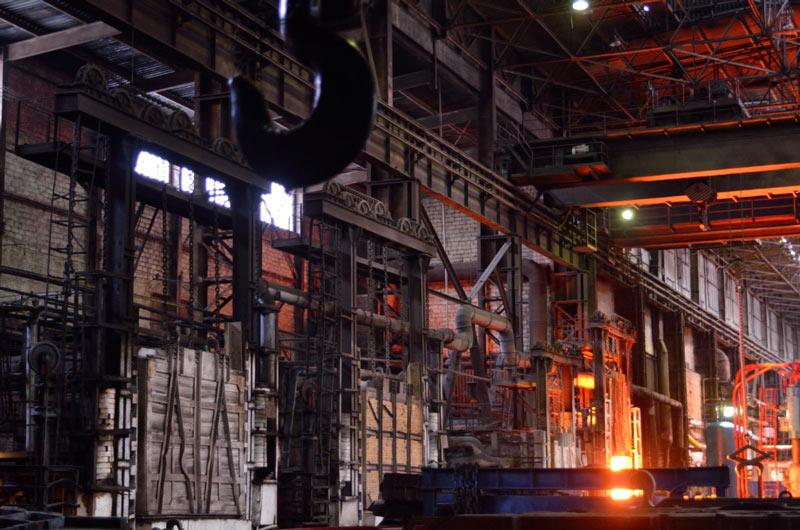 Предметная Фотосъёмка на заводе Екатеринбург