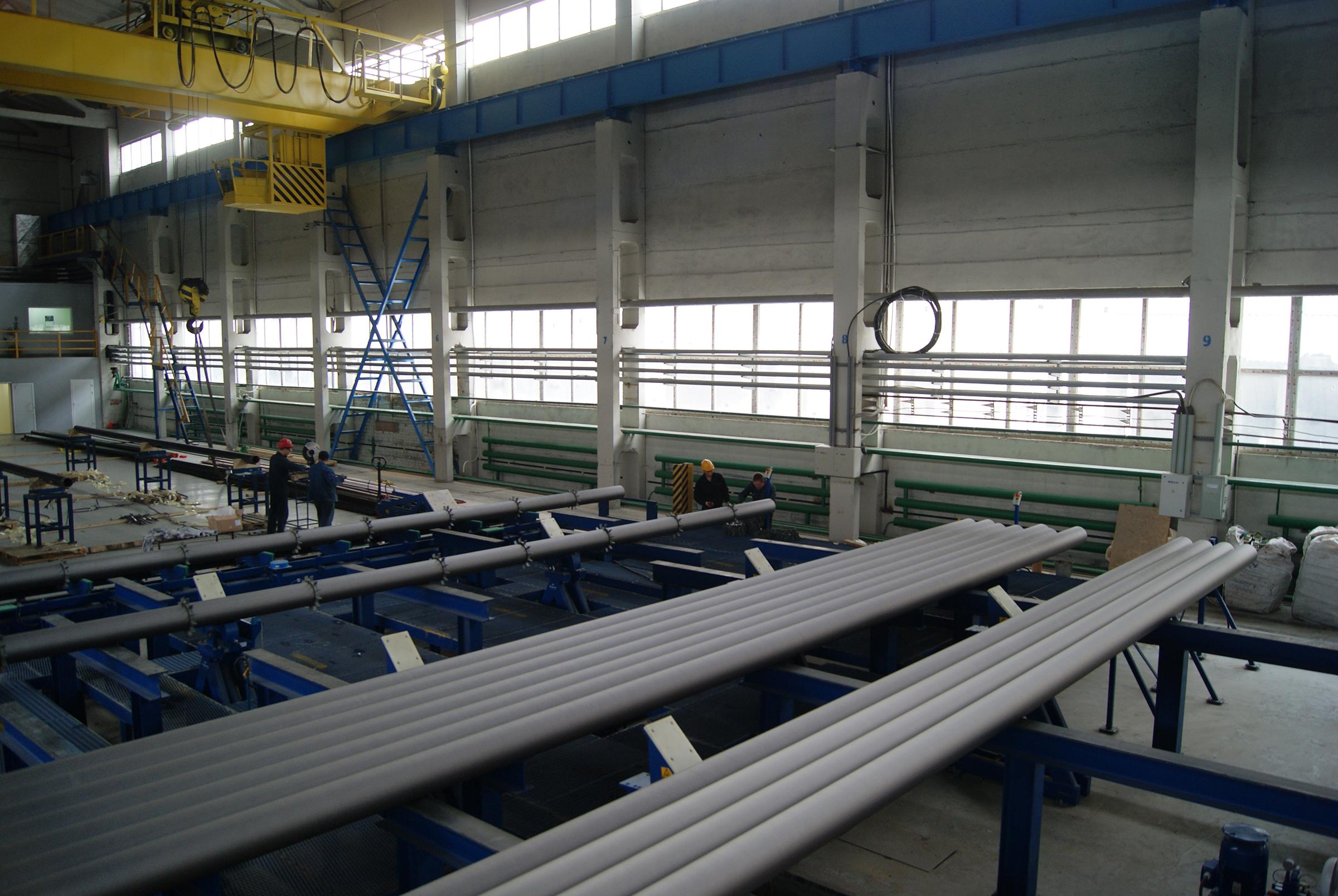 Фотосъёмка на заводе Екатеринбург