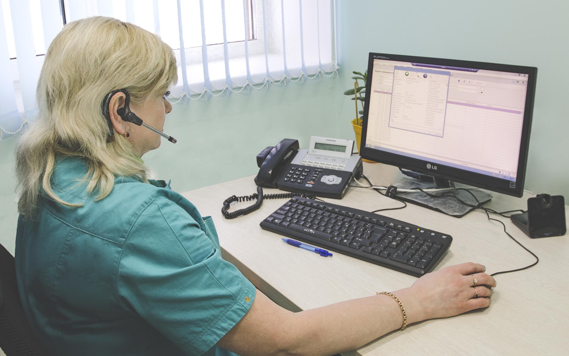 Интерьерная фотосъемка для Свердловского онкологического диспансера
