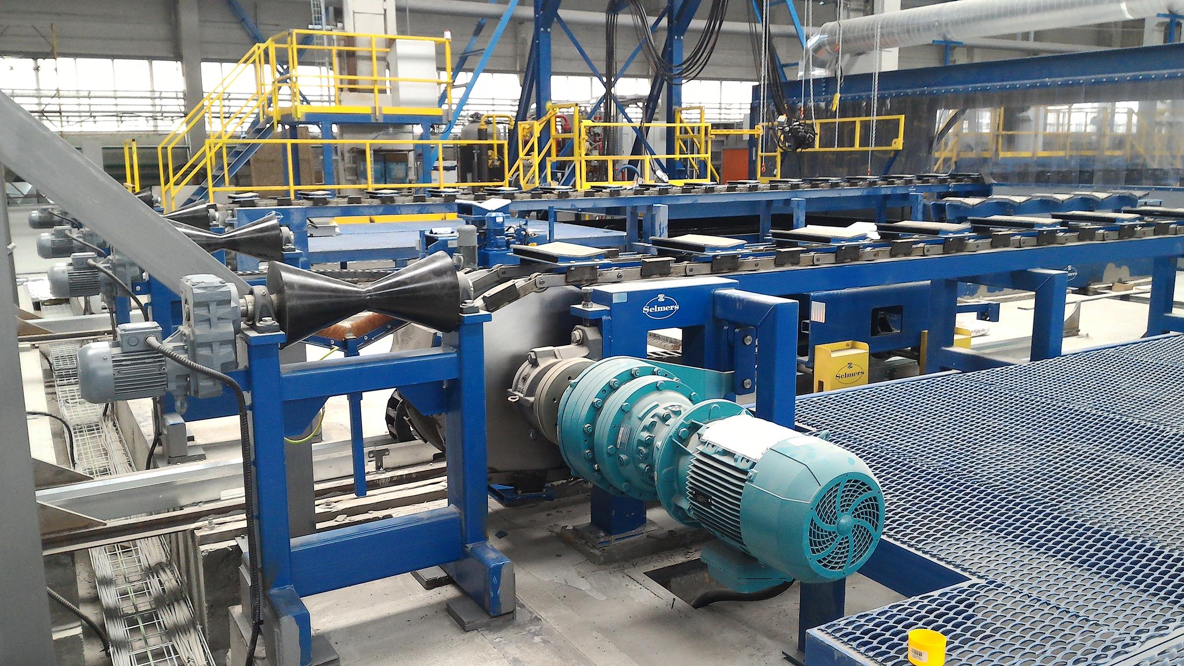 Фотосъёмка на заводе
