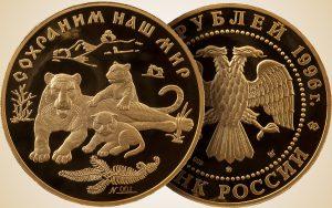 Фотосъемка старинных монет для Банка России