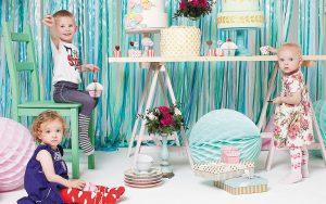 Рекламная фотосъемка детской одежды Абелиа