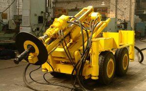 Фотосъемка бурового инструмента и оборудования