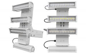 Фотосъемка светодиодных светильников для Уральского завода