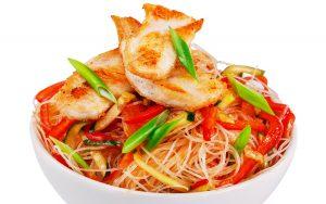 Фотосъемка еды для сайта и меню