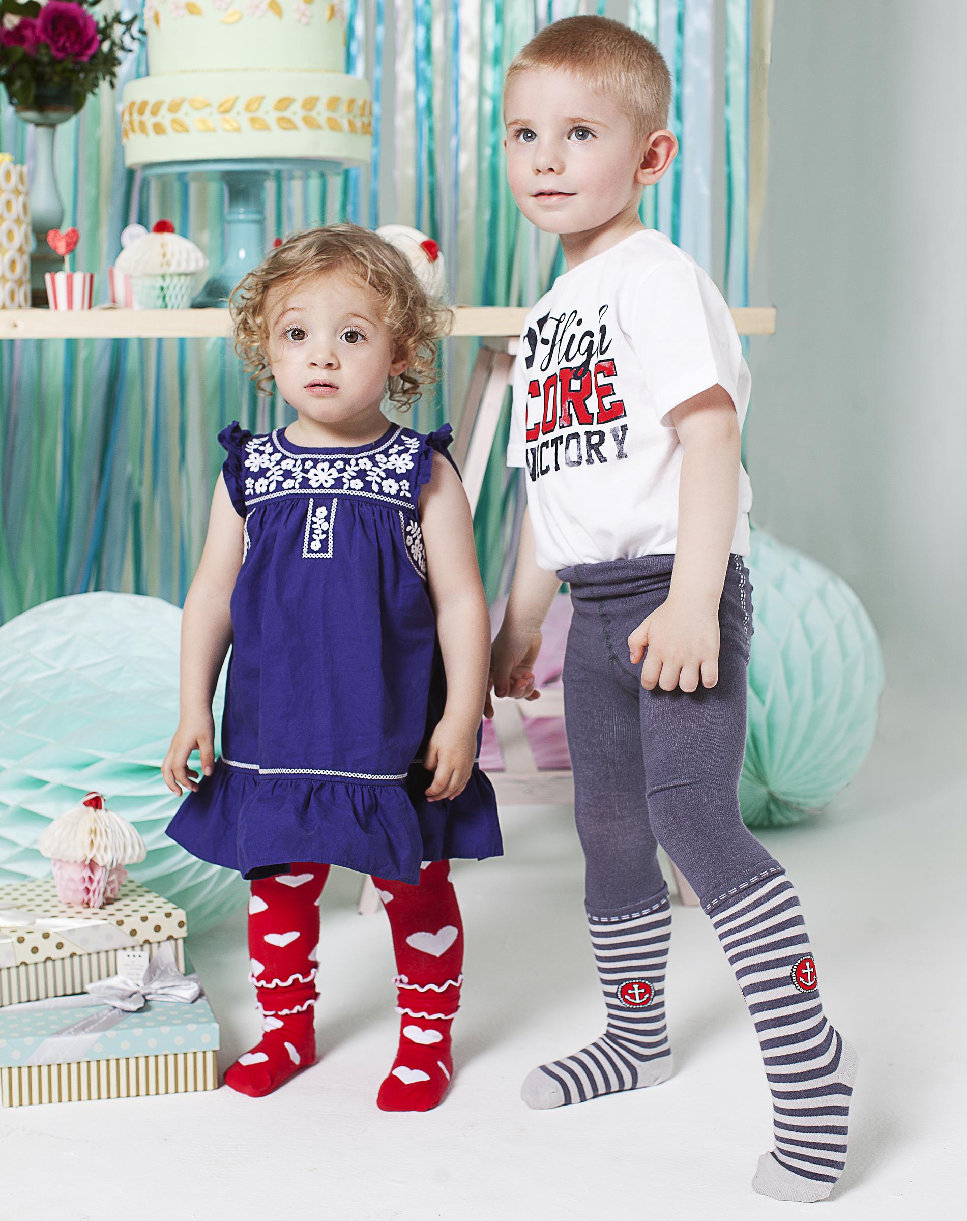 Фотосъемка детской одежды и колготок Екатеринбург